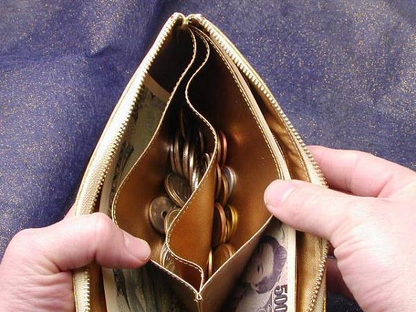 使いやすい白蛇財布レジサット